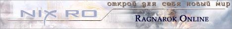-=Ragnarok Online ..::NixRO::..=- Banner