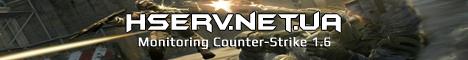 Мониторинг серверов Counter-Strike 1.6 Banner
