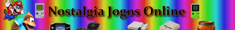 Nostalgia Jogos Online Banner