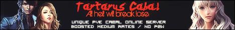 Tartarus Cabal [EP8+EP14] - New Evil Rising Banner