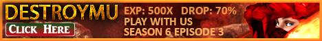 DestroyMU Season 6 Ep 3 Banner
