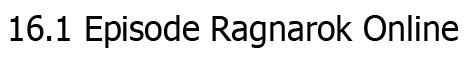 Midgard Ragnarok Online  Banner