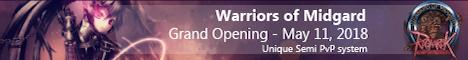 Warriors of Midgard Banner