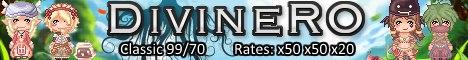 Divine Ragnarok Online Banner
