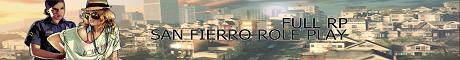 San Fierro Role Play Banner