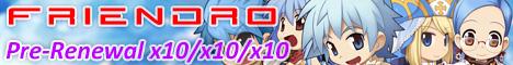 FriendRO Banner