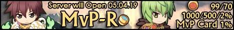 MvP Ragnarok Online Banner