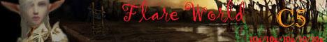 Flare World Banner