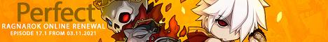 Perfect Ragnarok Online Banner
