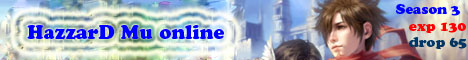 Hazzard Mu Online Banner