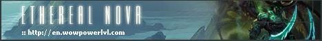 Ethereal Nova Banner