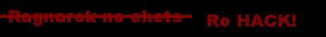 Ro Hack v1.1 Banner