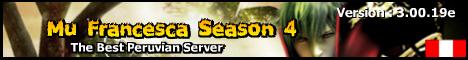 Mu Francesca Season 4 Banner