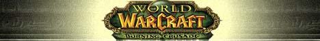 Solarnet World Of Warcraft Server Banner