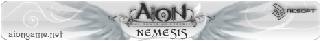 Aion Nemesis - официальный русскоязычный сайт о Aion Banner