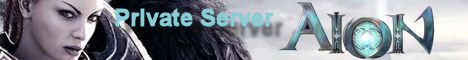 Aion Server List Banner
