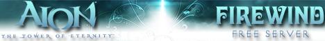 Aion Firewind Server Banner