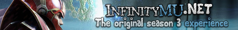 InfinityMU SEASON 3 EPiSODE 1 Banner