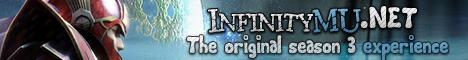InfinityMU SEASON 3 EPiSODE 1 Banner