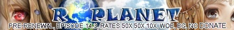 Ragnarok Online Planet Banner