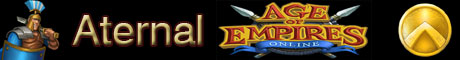Aternal Age of Empires Banner