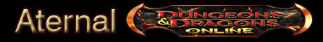 Aternal Dungeons & Dragons Online Banner