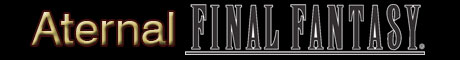Aternal Final Fantasy Banner