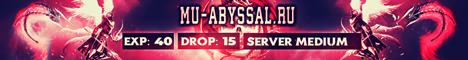 Mu-Abyssal x40 OBT !TODAY! OPENING 01.02 Banner